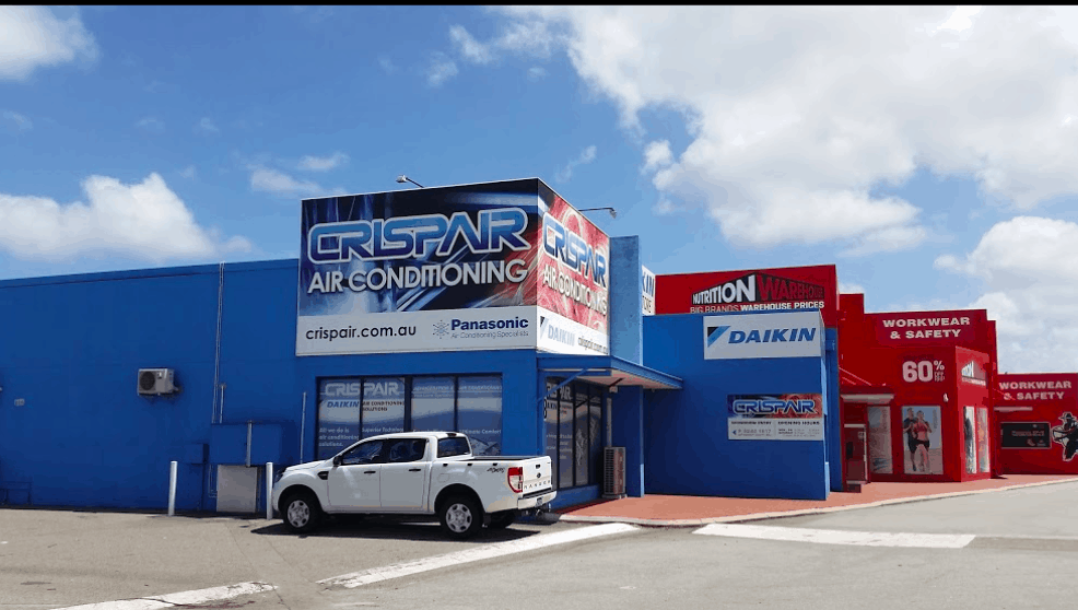 Crispair Showroom Balcatta